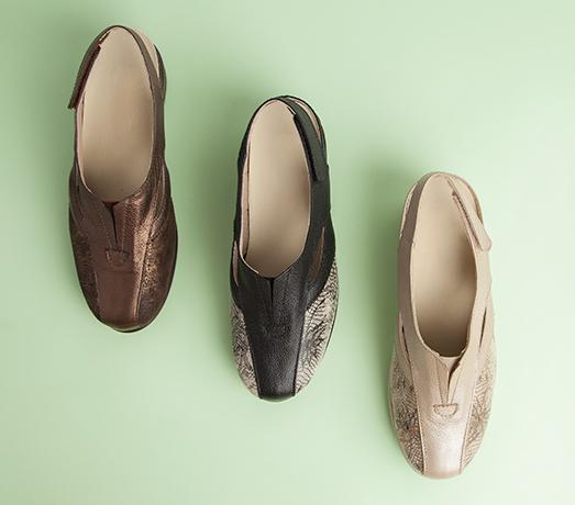 La marca de zapatos que probarás<br>y no olvidarás