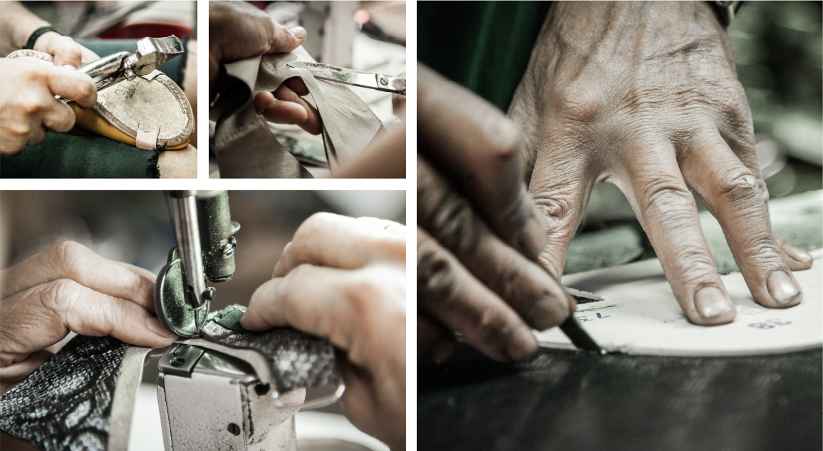 DISCOVER OUR HAND-SEWN SHOES